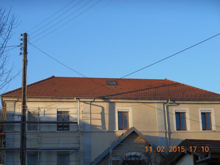 Rénovation de toiture à Anteuil
